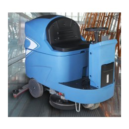 RIDE-ON SCRUBBER DRYER RIDER 110