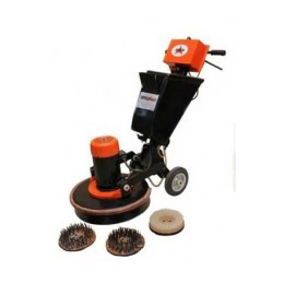 Three Brush Floor Scarifying S-425