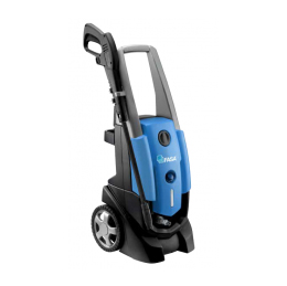 Fusion 20- Cold water high pressure cleaners