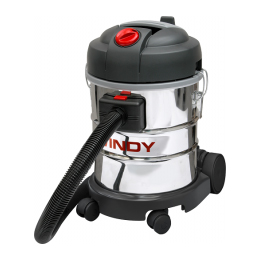 Windy 120 Wet & Dry Vacuum Cleaner