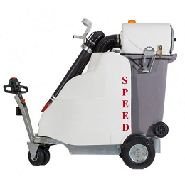 Lee-Pick 360 B Litter Picker Machine