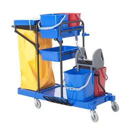 Mopping Service Trolley