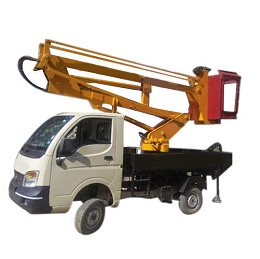 7 Meter Sky Lift on TATA ACE