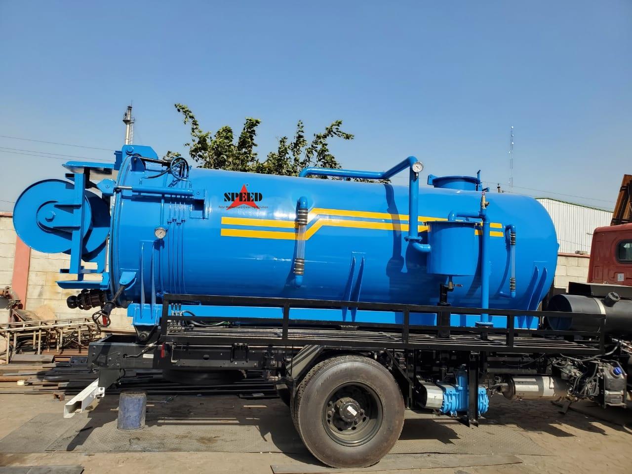Sewer Suction Cum Jetting Machine Manufacturers